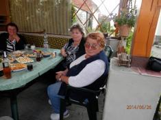 Paní Soukupová oslavila významné životní výročí