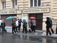Výlet do pražského divadla Kalich