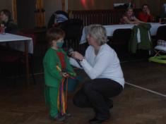 Dětský maškarní ples