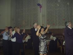 1. Ples Stříbrských ostrůvků
