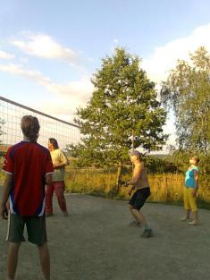 Volejbal ve Svinné